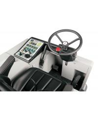 Аккумуляторная поломоечная машина с местом для оператора Comac С130BS