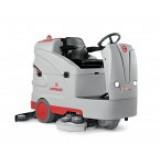 Аккумуляторная поломоечная машина с местом для оператора Comac Optima 100B