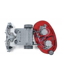 Аккумуляторная поломоечная машина COMAC VERSA 65BT