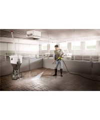 Аппарат высокого давления без нагрева воды экстра класса KARCHER HD 10/23-4 S Plus *EU-I (2017)
