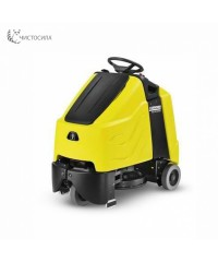 Однодисковая машина Karcher BDP 50/2000 RS Bp Pack