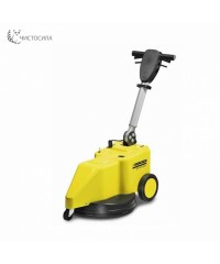 Однодисковая машина Karcher BDP 43/1500 C Bp Pack