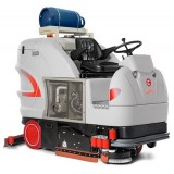 Поломоечная машина с местом для оператора на газ-бензине Comac Ultra 100 GS BIFUEL AS