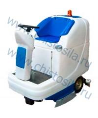 Аккумуляторная поломоечная машина с местом для оператора Fiorentini CUCCIOLO 75