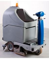 Аккумуляторная поломоечная машина с местом для оператора Fiorentini ET 70 Rulli