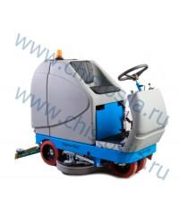 Аккумуляторная поломоечная машина с местом для оператора Fiorentini UNICA 100