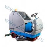 Аккумуляторная поломоечная машина с местом для оператора Fiorentini UNICA 85