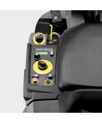 Аккумуляторная поломоечная машина с местом для оператора Karcher B 90 R Adv Dose Bp Pack (дисковая/роликовая)