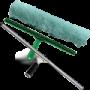 Инвентарь для очистки стеклянных поверхностей