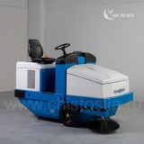 Дизельная подметальная машина с местом для оператора FIORENTINI UBF 34D