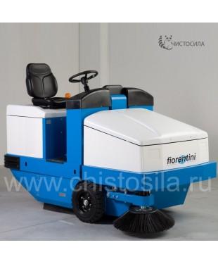 Аккумуляторная подметальная машина с местом для оператора FIORENTINI UBF 38B