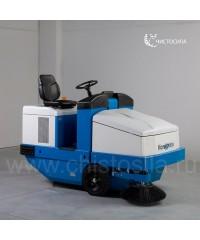 Дизельная подметальная машина с местом для оператора FIORENTINI UBF 38D