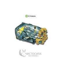 Аппарат высокого давления без нагрева воды (автомойка) PORTOTECNICA ELITE DSHH 2840 T