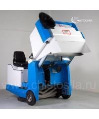 Аккумуляторная подметальная машина с местом для оператора FIORENTINI UBF 48B
