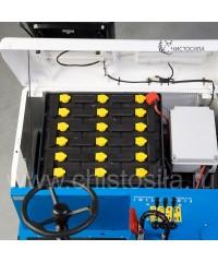 Аккумуляторная подметальная машина с местом для оператора FIORENTINI UBF 32B