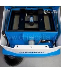 Бензиновая подметальная машина с местом для оператора FIORENTINI UBF 32P