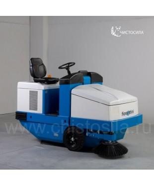 Подметальная машина с местом для оператора на сжиженном газе FIORENTINI UBF 34G