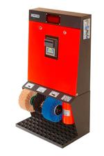 Вендинговые аппараты для чистки обуви с купюроприемником или монетоприемником